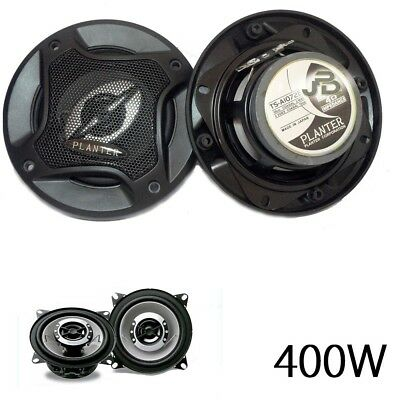 COPPIA ALTOPARLANTI AUTO 16 Cm 2/3 VIE 400WATT CASSE 400W WOOFER SPEAKER BASS