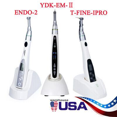 Led Dental Endo Motor Endodontics Treatment Cordless Reduction 161 Handpiece