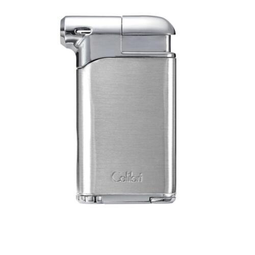 Colibri Pacific Air Pipe Flame Lighter Chrome - LI400C6