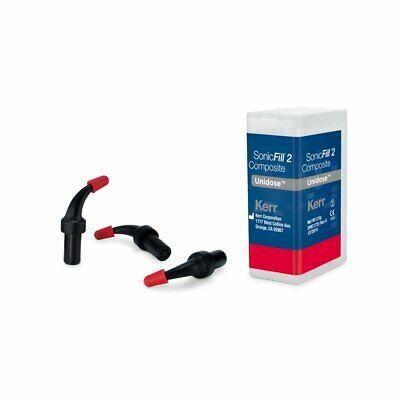 Kerr Dental 36048 Sonicfill 2 Bulk Fill Composite Unidose Refill A2 20pk 0.25 G