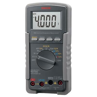 Digital Multimeter Sanwa Rd700