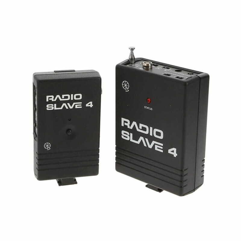 Quantum Radio Slave 4 (Set 505SR) Frequency A (Slaves & Trigger Systems) - (BG)