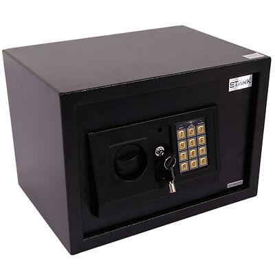 "13.85"" Digital Electronic Safe Box Keypad Lock Security Home Office Hotel Gun"