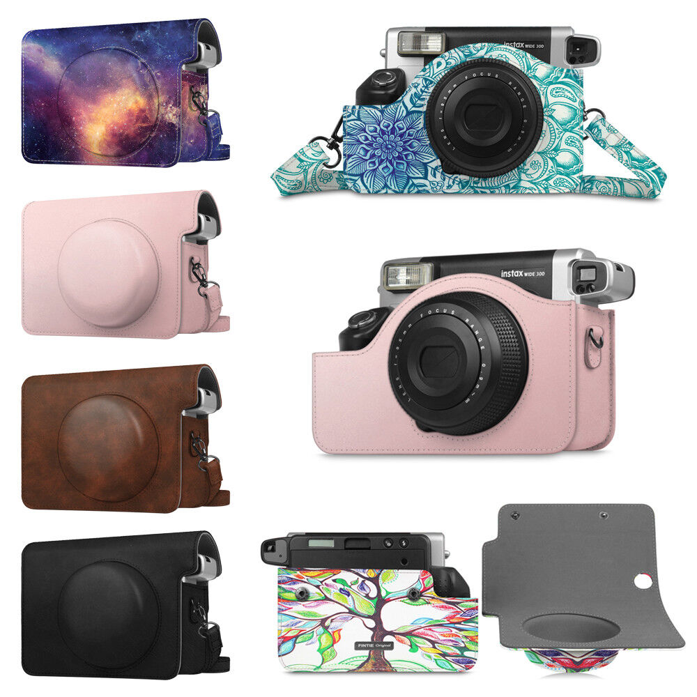 Fintie Fujifilm Instax Wide 300 Instant Film Camera Ebay For Case Bag Cover With Adjustable Strap
