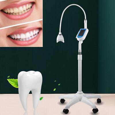 Dental Mobile Bleaching Lamp Led Light Touch Screen Teeth Whitening Accelerator