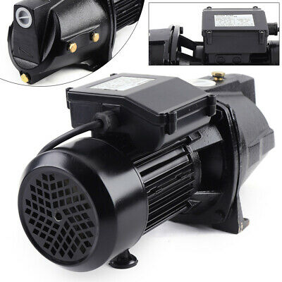 1 Hp Shallow Well Jet Pump W Pressure Switch 110v For Irrigategarden Supply