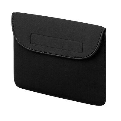 Goobay Laptop Tasche Notebook Sleeve 7 Zoll Geräte Schwarz iPad mini und weitere