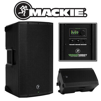 Mackie Thump 12BST 1300W Active 30.5cm Inalámbrico Dj Discoteca Banda Altavoz Pa