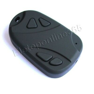 Mini DVR 808 Car Key Chain Micro Camera #16 Real HD 720P H.264 Pocket Camcorder Car Key Chain Dvr