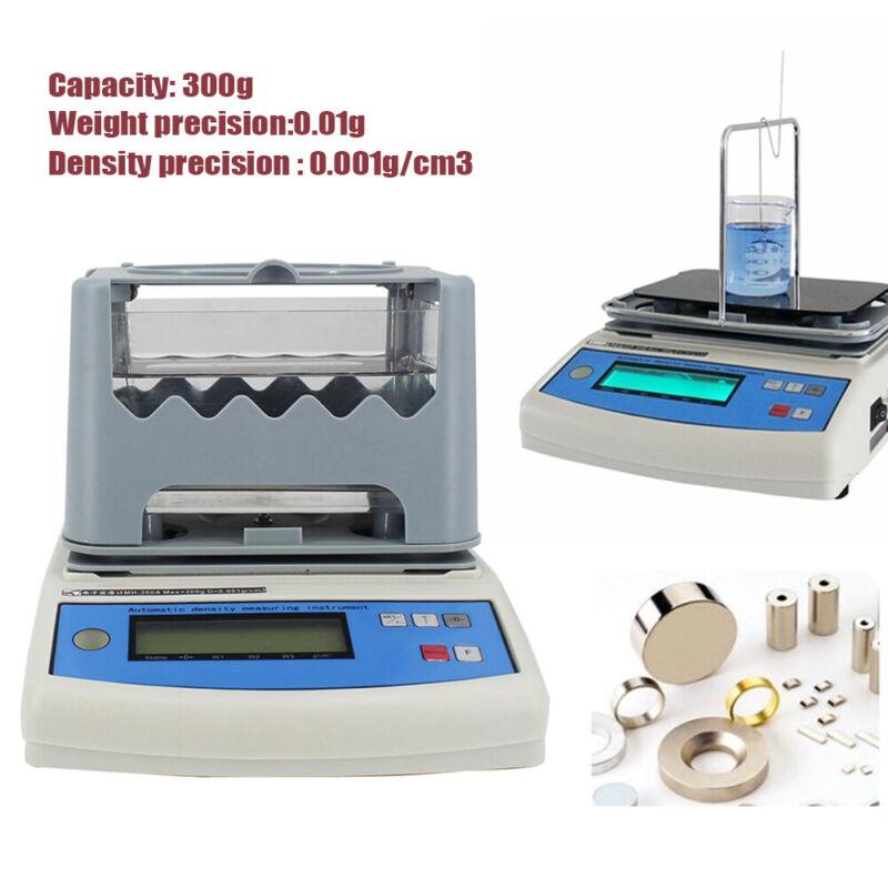 JL3002GT 300g LCD Digital Solid Density Meter Electronic Densimeter Measurement