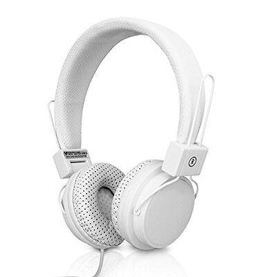 V7 Headset Kopfhörer mit Mikrofon Stereo für MP3 IPod Smartphone Tablet