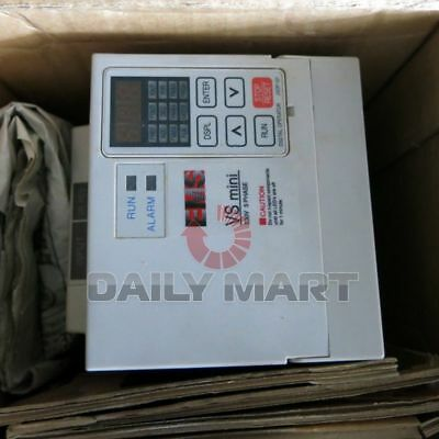 Yaskawa New Cimr-xcbu21p5 220v 1.5kw Plc Inverter Drive Aa4 Ac Drive