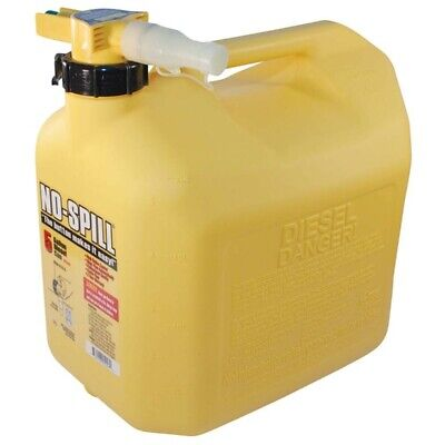 New Stens 5 Gallon Diesel Can 01457 765-108 For No-spill 1457