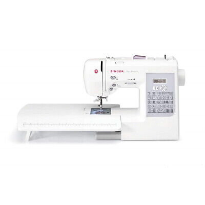 Singer 7285Q Patchwork Quilting Sewing Machine New