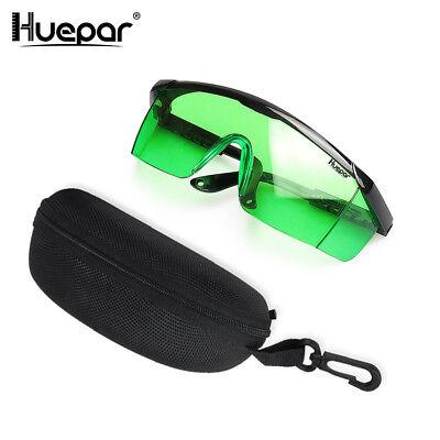 Green Laser Enhancing Glasses For Laser Level Adjustable Protection Eye Safety