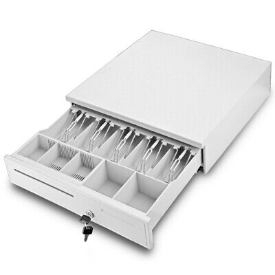 Cash Drawer W5 Bill5 Coin Tray Compatible With Star And Epson Printers Gray