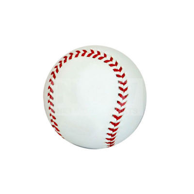 ROUNDERS BALLS - WHITE BALL - STITCHED STANDARD SIZE