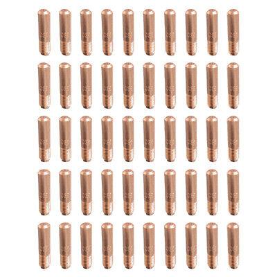 50-pk 000068 .035 Contact Tips For Miller Hobart Mig Welding Gun 000-068