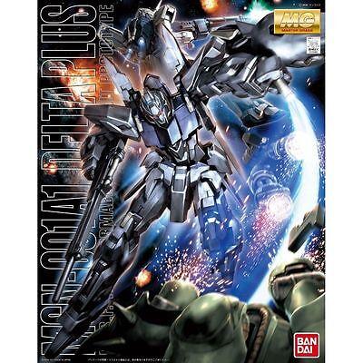 Bandai 1/100 MG Delta Plus MSN-001A1 Model Kit - Gundam Unicorn Series