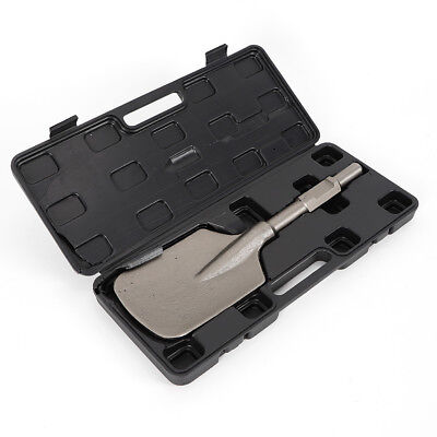 Industrial Demolition Chisel Jackhammer With Case Flat And Spade Hex Shank
