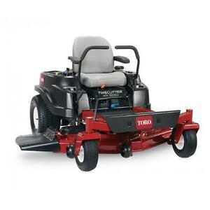 Lawn Mower Service Packages, Starting at $60 for a Complete Service!