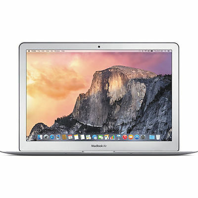 "New Apple MacBook Air 13.3"" MMGF2LL/A Dual Core i5 2.7GHz 8GB 128GB OSX Warranty"