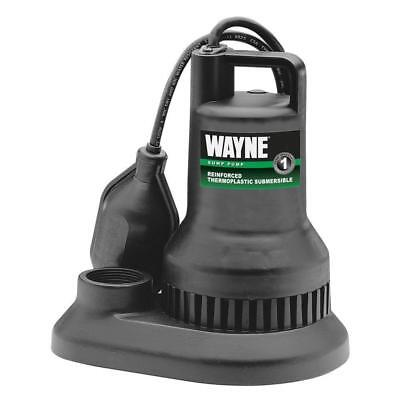 Wayne 57639-wyn1 310hp Reinforced Thermoplastic Submersible Sump Pump