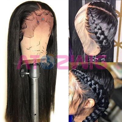 Pre Plucked 360 Lace Front 100% Brazilian Human Hair Wig Glueless Full Lace (Human Lace Wig)