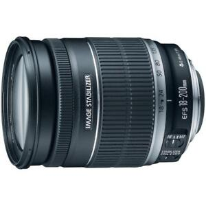 CANON 18-200mm IS  lens GREAT ALL PURPOSE LENS