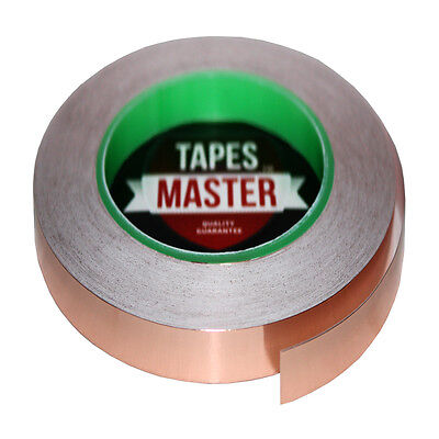 Copper Foil Tape - 38 X 36 Yds 10mmx33m- Emi Conductive Adhesive Ship From