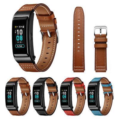 18mm Uhrenarmbander Echtleder Sport Armbänder for Huawei B5 ()