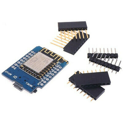 D1 Mini Nodemcu And Arduino Wifi Lua Esp8266 Esp-12 Wemos Microcontroller