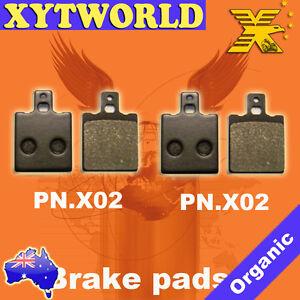 Front-Rear-Brake-Pads-for-MOTO-GUZZI-NTX-350-1987-1990