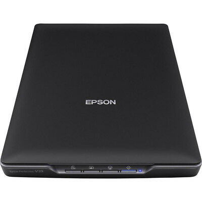 Epson Perfection V39 Photo and Document Flatbed Scanner