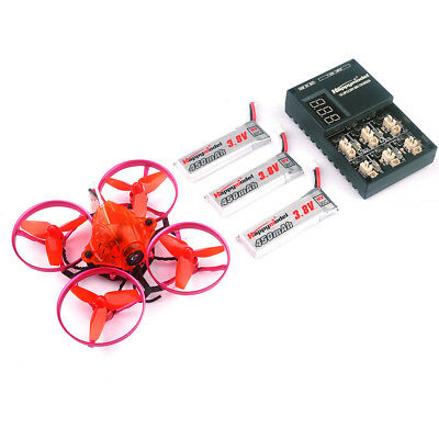 Snapper7 Brushless Whoop Racer Drone BNF Micro 75mm FPV Quadcopter Flysky/Frsky