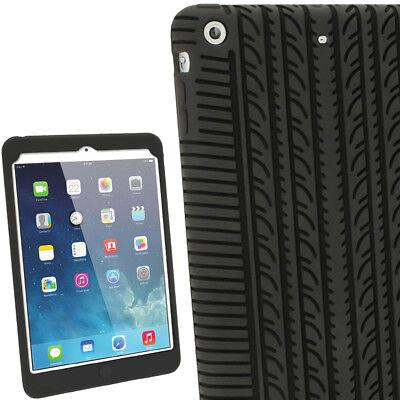 Usato, Silicone Tyre Skin Case Cover for Apple iPad Mini 1st 2nd Gen Retina, New Mini 3 usato  Spedire a Italy