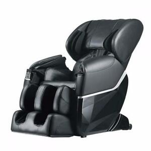 NEW FULL BODY MASSAGE CHAIR ZERO GRAVITY WITH FOOT AND HEAT MASSAGE