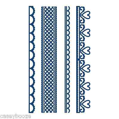 Tattered Lace Cutting Dies - Latest Designs - Large Selection - Fast Shipping