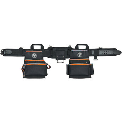 Klein Tools 55428 Tradesman Pro Electricians Tool Belt Large