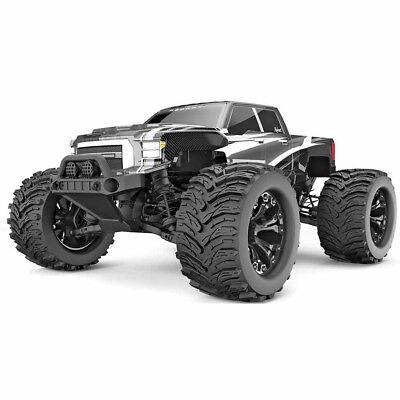 1:10 Redcat Dukono PRO RC Monster Truck 4WD Brushless Motor 2.4GHz Gun Metal