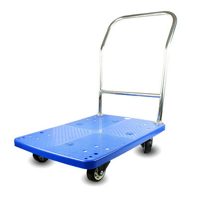 Fixed Platform Trolley With Plastic Platform 28.74 X 18.9 X 35 H