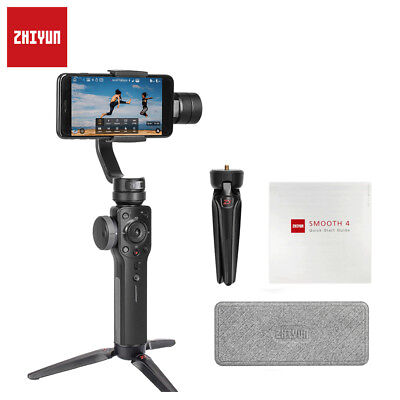 ZHIYUN Smooth 4 3-Axis Handheld Gimbal Stabilizer F MobilePhone Camera Cellphone