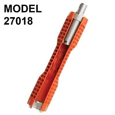 Ridgid Model 2006 Faucet And Under Sink Installer Tool Plumbing 27018