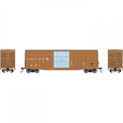 Roundhouse HO 50  Waffle HC Plug Door Box KCS #113527 RND88063 Hc-plug