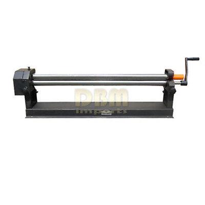 40 X 22 Gauge Slip Roll Roller Sheet Metal Brass Copper