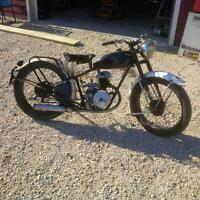 wanted Villers bikes, parts, nos and used advertisement