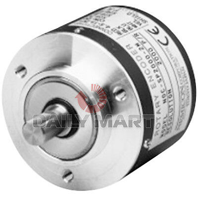 New Nemicon Hes-02-2c Absolute Rotary Encoder
