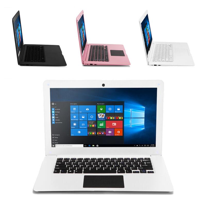 "iRULU SpiritBook Windows 10 14.1"" Notebook 2G 32GB HDMI Intel Laptop Tablet PC"