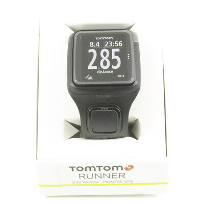 Tomtom - Special Edition Runner Gps Watch - Black