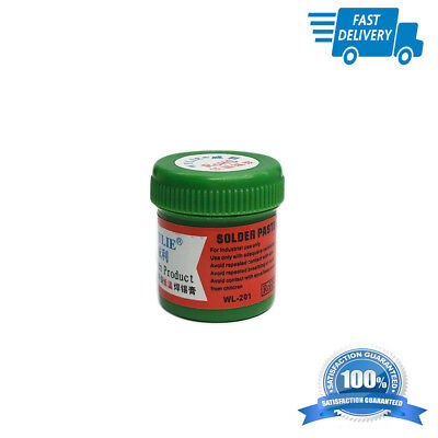 Lead Low Temperature Smt Melt Melting Point 138c Solder Paste 30 Gr